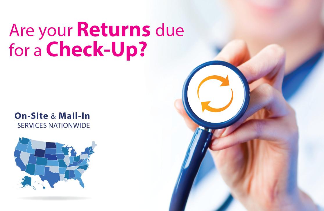 returns check up